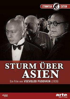 Sturm über Asien von Pudovkin,  Vsevolod