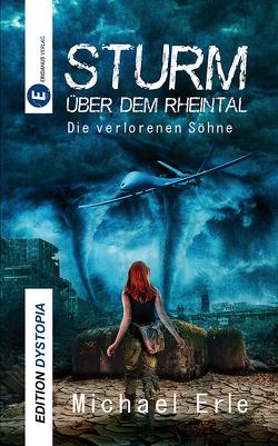 Sturm über dem Rheintal von Erle,  Michael, Klewer,  Detlef