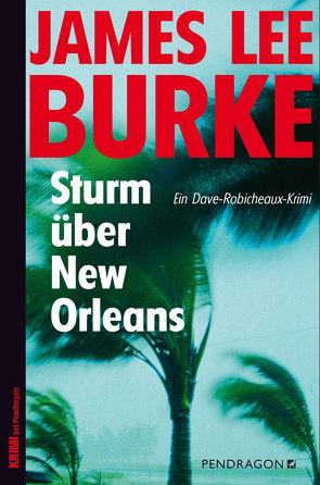 Sturm über New Orleans von Burke,  James Lee, Huzly,  Oliver, Schmidt,  Georg