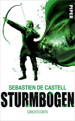 Sturmbogen von de Castell,  Sebastien, Decker,  Andreas