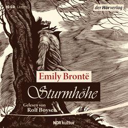 Sturmhöhe von Boysen,  Rolf, Brontë,  Emily, Rambach,  Grete