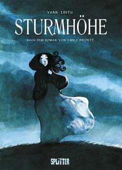 Sturmhöhe (Graphic Novel) von Brontë,  Emily, Édith, Yann