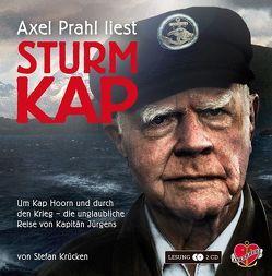 Sturmkap – Das Hörbuch von Kruecken,  Stefan, Prahl,  Axel