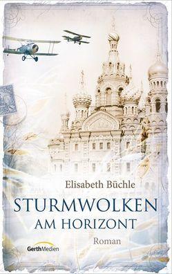 Sturmwolken am Horizont von Büchle,  Elisabeth