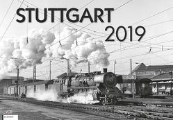 Stuttgart. Eine Reise durch die DB-Jahre 2019