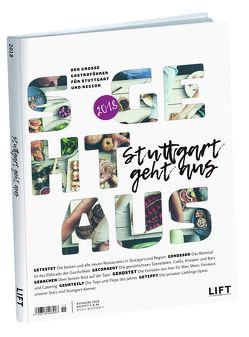 Stuttgart geht aus 2018 von Diverse,  Autoren