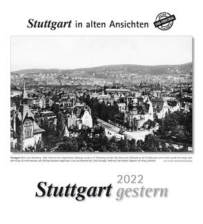 Stuttgart gestern 2022