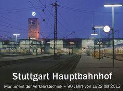 Stuttgart Hauptbahnhof von Hopfenzitz,  Egon, Räntzsch,  Andreas M.