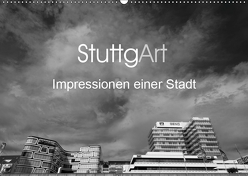 StuttgArt – Impressionen einer Stadt (Wandkalender 2019 DIN A2 quer) von Ridder,  Andy