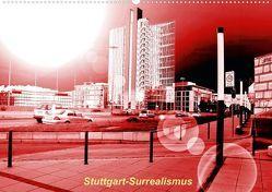 Stuttgart – Surrealismus (Posterbuch DIN A4 quer) von Schwarz,  Daniel