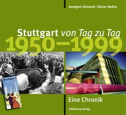 Stuttgart von Tag zu Tag von Kotzurek,  Annegret, Redies,  Rainer