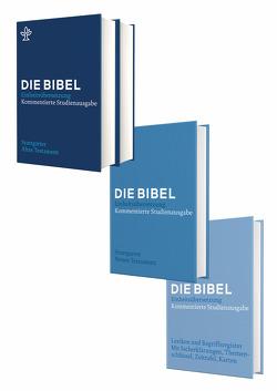 Stuttgarter Altes + Neues Testament + Lexikon im Paket von Dohmen,  Christoph, Theobald,  Michael, Werlitz,  Jürgen
