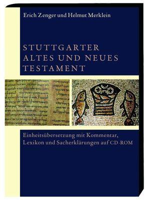 Stuttgarter Altes und Neues Testament von Dohmen,  Christoph, Fischer,  Irmtraud, Hossfeld,  Frank L, Merklein,  Helmut, Wacker,  Marie Th, Zenger,  Erich