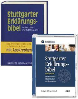 Stuttgarter Erklärungsbibel von Luther,  Martin