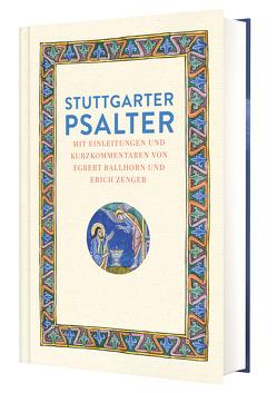Stuttgarter Psalter von Ballhorn,  Egbert, Zenger,  Erich
