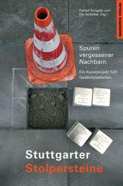 Stuttgarter Stolpersteine von Stingele,  Harald