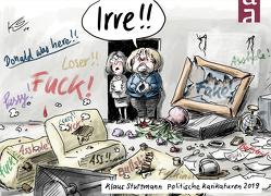 Stuttmann-Karikaturen 2019 von Stuttmann,  Klaus