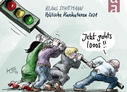 Stuttmann Karikaturen 2021 von Fekl,  Walther, Stuttmann,  Klaus