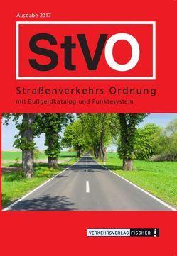 StVO Straßenverkehrs-Ordnung mit neuem Bußgeldkatalog und Punktesystem