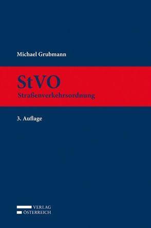 StVO von Grubmann,  Michael
