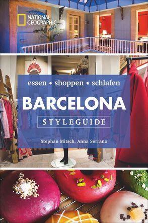 Styleguide Barcelona von Mitsch,  Stephan, Serrano,  Anna