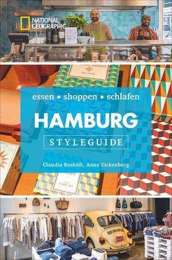 Styleguide Hamburg von Eickenberg,  Anne, Reshöft,  Claudia