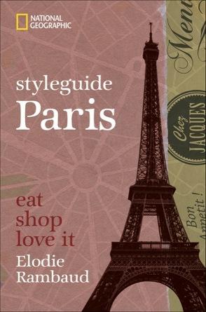 styleguide Paris von Rambaud,  Élodie