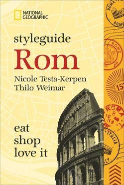 Styleguide Rom von Testa-Kerpen,  Nicole, Weimar,  Thilo