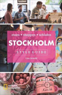 Styleguide Stockholm von Arnold,  Lisa