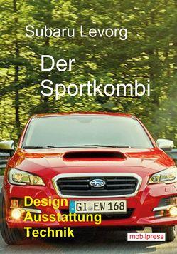 Subaru Levorg von Zimmermann,  Gerd