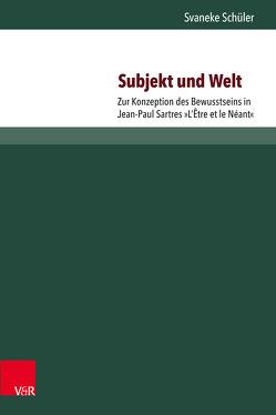 Subjekt und Welt von Schüler,  Svaneke