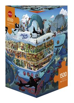 Submarine Fun Puzzle von Oesterle,  Uli