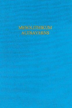Subsistenz und Landschaftsnutzung im Mesolithikum Altbayerns von Richter,  Thomas
