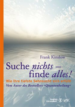 Suche nichts – finde alles! von Kinslow,  Frank, Seidel,  Isolde