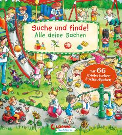 Suche und finde! – Alle deine Sachen von Krause,  Joachim, Wieker,  Katharina