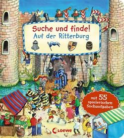 Suche und finde! – Auf der Ritterburg von Leiber,  Lila L.