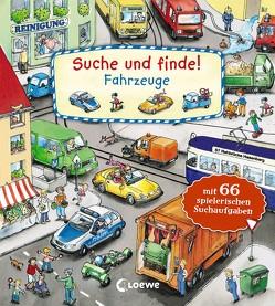 Suche und finde! – Fahrzeuge von Leiber,  Lila L., Wieker,  Katharina