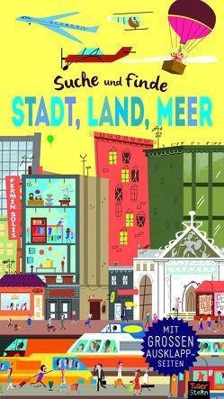 Suche und finde: Stadt, Land, Meer von Hofmann,  E.M., Sólis,  Fermín, Walden,  Libby