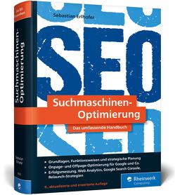 Suchmaschinen-Optimierung von Erlhofer,  Sebastian