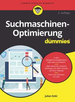 Suchmaschinen-Optimierung für Dummies von Dziki,  Julian