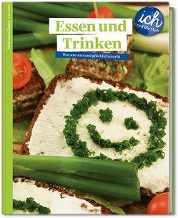 Süddeutsche Zeitung für Kinder 'Ich und die Welt' – Essen und Trinken von Henzler,  Claudia