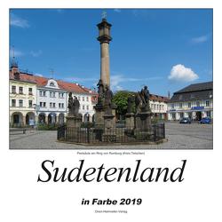 Sudentenland in Farbe 2019