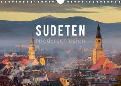 Sudeten Niederschlesien (Wandkalender 2021 DIN A4 quer) von Gospodarek,  Mikolaj