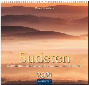 Sudeten – Traumhaftes Gebirge zwischen Böhmen und Schlesien von Gospodarek,  Mikolaj