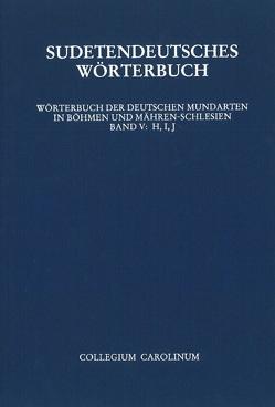 Sudetendeutsches Wörterbuch