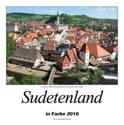 Sudetenland in Farbe 2016