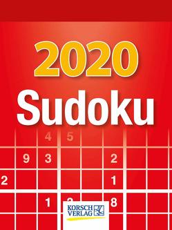 Sudoku 2020 von Korsch Verlag