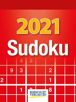 Sudoku 2021 von Korsch Verlag