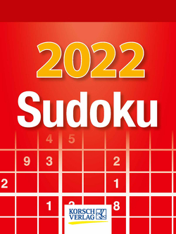 Sudoku 2022 von Korsch Verlag