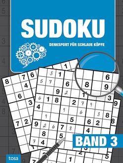 Sudoku – Band 1-3 Großdruck – 3er Pack